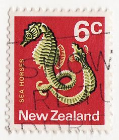 New Zealand stamp « The Banana Lounge