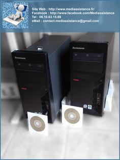 Dépannage informatique PC LENOVO pour Mme B.N de BOUTENAC. . Site Web : http://www.mediassistance.fr/ Facebook : http://www.facebook.com/Mediassistance Tel : 06.10.63.15.69 eMail : contact.mediassistance@gmail.com .