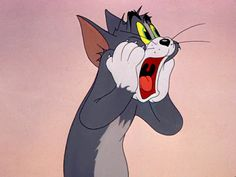 First he wants to kill Jerry. Witness this scene in Trap Happy Tom's hired an exte. Tom Und Jerry Cartoon, Tom And Jerry Funny, Tom E Jerry, Cartoon Wallpaper Iphone, Cute Disney Wallpaper, Cute Cartoon Wallpapers, Cartoon Kunst, Cartoon Icons, Cartoon Art