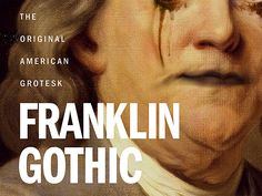 15 Best Franklin Gothic images in 2015 | Gothic, Gothic