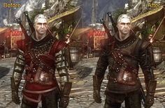 The Witcher 2 : Assassin of Kings - Armor