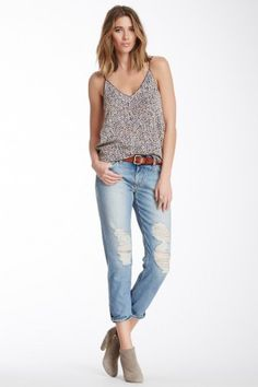 Joe's Jeans Easy High Water Relaxed Jean