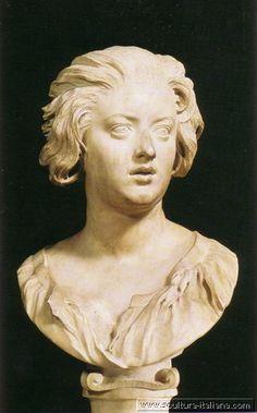 Gian Lorenzo Bernini - Costanza Buonarelli (Firenze, Bargello, 1636-38).jpg