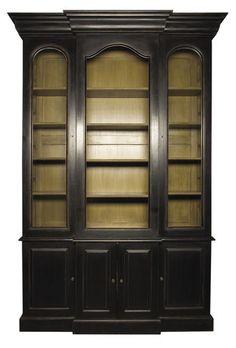 Biblioteca clásica / de madera / con compartimentos 12011 OVATION Paris