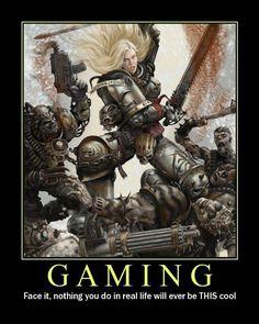 Sounds Legit! #Gaming