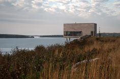 House of the day: Cliff House by Mackay-Lyons Sweetapple Architects