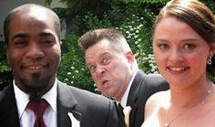 Insanely funny and ridiculous wedding photos