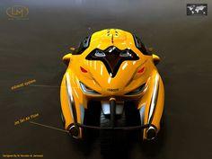 Daboor, futuristic vehicle, Jet Ski, Hussien Al Jammazi