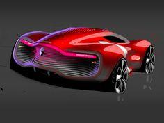 Futuristic-2-Seater-Coupe-Renault-DeZir.jpg (1600×1200)