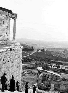 1911 ~ Athens Greece Pictures, Old Pictures, Old Photos, My Athens, Athens Greece, Historical Sites, Historical Photos, Greece History, Classical Greece