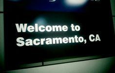 City of Sacramento in California