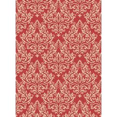 Courtyard Red And Creme Rectangle: 6 Ft. 7 In. X 9 Ft. 6 In. Area Rug Safavieh Area Rugs R