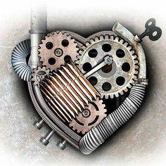 Heart of a Mechanical Engineer.
