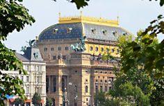 Praha-Národní divadlo