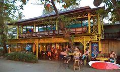 Restaurante Nogui's ~ Playa Tamarindo, Costa Rica.