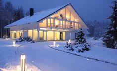 Fachwerk houses / Фахверк