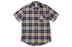 visvim 2012 Summer Check Shirt | Hypebeast