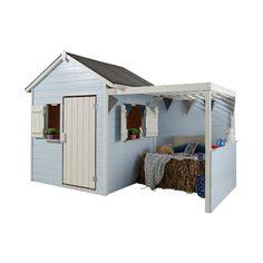 Maisonnette en bois Alpaga 708 - CASTORAMA 249€