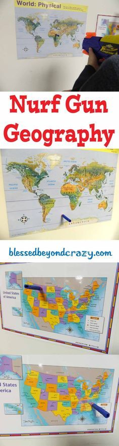 5 Games to make Geography Exciting!