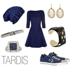 I found 'Doctor Who Inspired Outfit' on Wish, check it out!