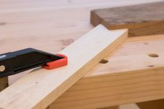 No Vise, No Workbench, No Problem: How to Hold Your Woodworking with a Simple Wooden Batten | Man Made DIY | Crafts for Men | Keywords: how-to, diy, manmade-original, workbench