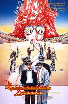 Radioactive Dreams (1985, USA / Mexico)