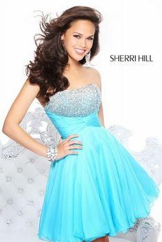 Sherri Hill 11018 Sherri Hill Glitz Bridal, Prom, Pageant and Formal Store - Nashville, TN! Dream dress right here. Cheap Homecoming Dresses, Prom Dresses Online, Dresses Uk, Cute Dresses, Beautiful Dresses, Prom Gowns, Mini Dresses, Party Dresses, Bridesmaid Dresses