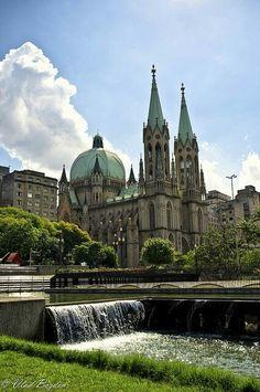Catedral da Sé, São Paulo SP / Brasil