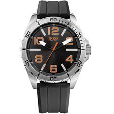 Relógio Hugo Boss Masculino Borracha Preta - 1512943