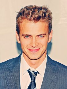 Hayden Christensen .. from the movie Jumper !(: