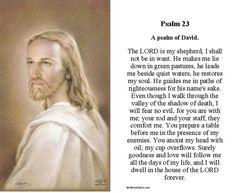 psalm 23 - Google Search