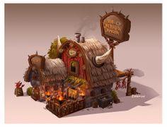 Chris Deboda Sketchblog: Drunken Dragon