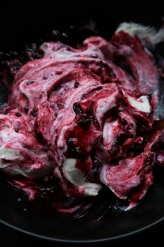 Ingredients for a Beautiful Life!Eat: Mixed Berry Yoghurt