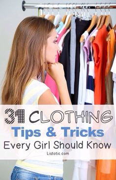 31 Clothing Tips Every Girl Should Know With Photos #Beauty #Trusper #Tip