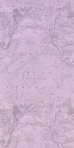 Papier peint Voyage  CHRISTIAN LACROIX