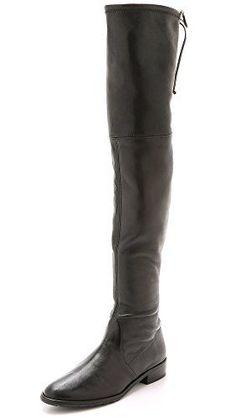 30ffd0877d1 Club Monaco Lisa Over the Knee Suede Boots. STUART WEITZMAN