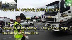 Out and About - 20 Jan 2016 - Lincoln Rd - Captain Ambo Failed and Dismi...