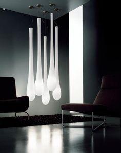 #Lamp #Vistosi Lacrima (fot.Vistosi) #ElektromagLighting