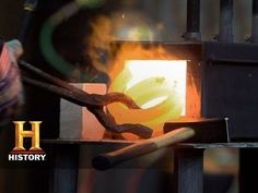 Forged in Fire: Bladesmithing 101: Types of Steel | History - YouTube