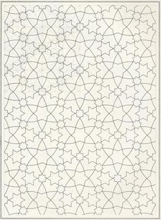 Pattern in Islamic Art - BOU 104