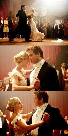 Jessica Biel & Colin Firth in Easy Virtue (2009)
