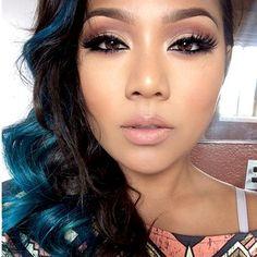 Bridal Makeup Medium Skin : 1000+ images about Makeup on Pinterest Kim kardashian ...