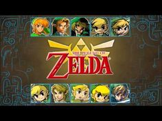 The Legend of Zelda - All Fairy Fountain Themes - YouTube