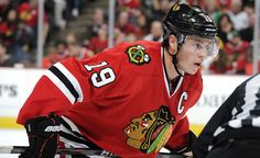 Johnathan Toews, one of my favorite players!