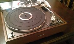 PIONEER PL-12d - ALSO HAD ONE OF THESE TO GO WITH THE PIONEER AMP - PLUS A PAIR OF CELESTIONS - MEGA!