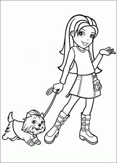 pollypocket coloring pages | polly_pocket_coloring_pages_002