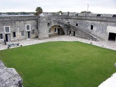 we used to go here every summer and i still have the small fort from the gift shop. St. Augustine, Florida