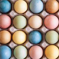 la reines blog: Ostern: Eier natürlich färben