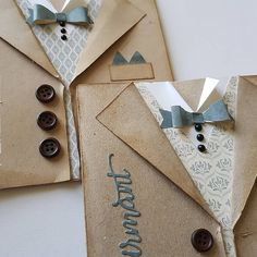 Dresskort til gutta! Gift Wrapping, Craft, Gifts, Instagram, Design, Gift Wrapping Paper, Presents, Creative Crafts, Wrapping Gifts