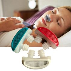 Stop Snoring Nose Breathing Apparatus Air Purifier